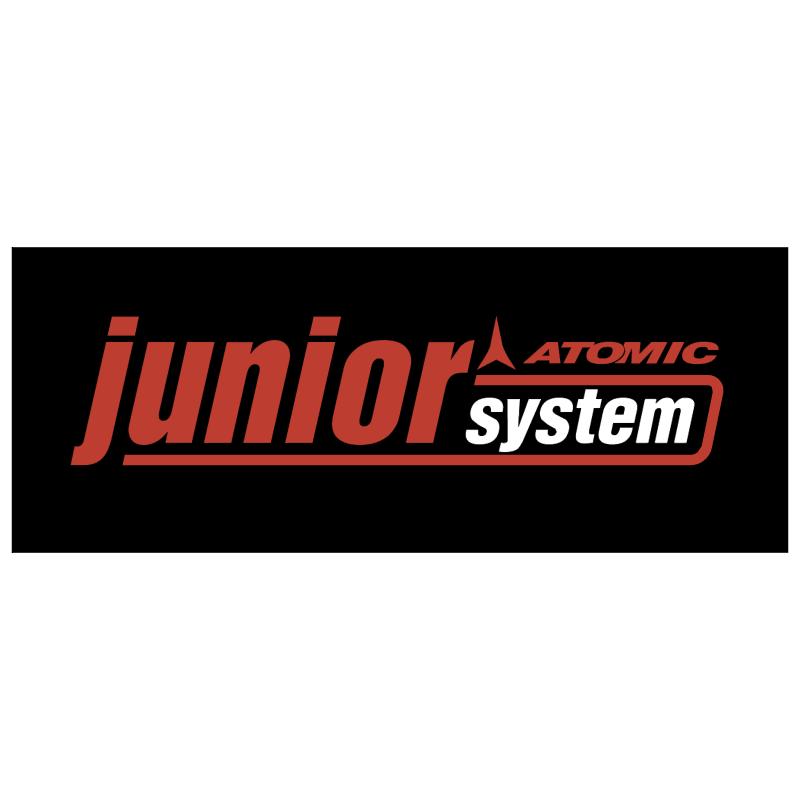 Atomic Junior System 27071 vector