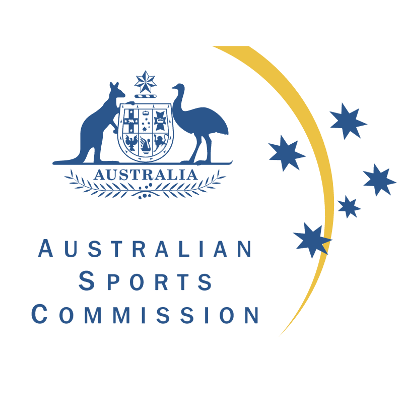 Australian Sports Commission 34555 vector
