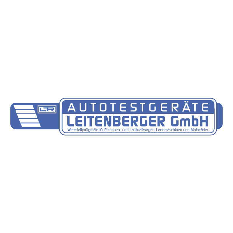 Autotestgetare Leitenberger 68698 vector