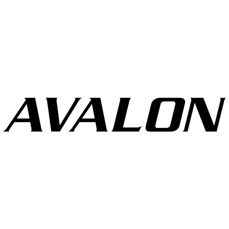 Avalon vector logo