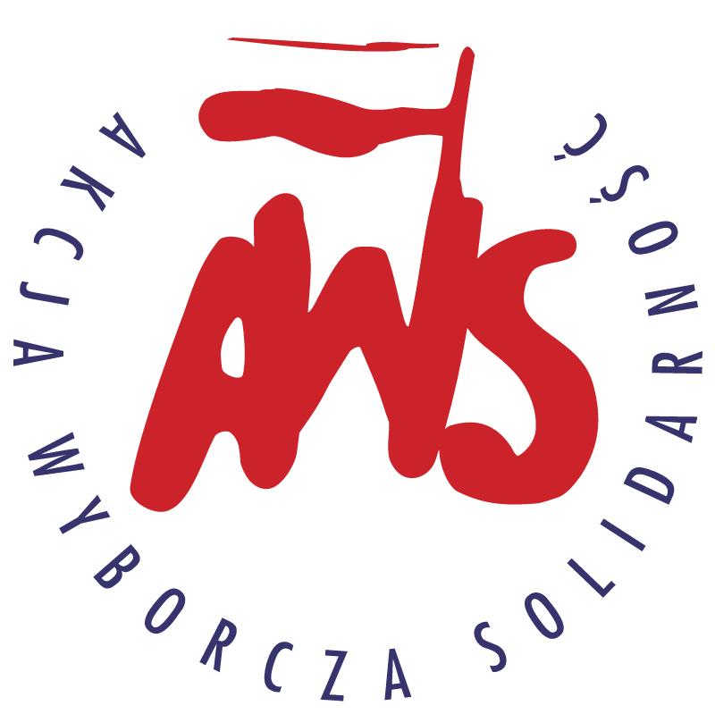AWS Solidarnosc 15124 vector