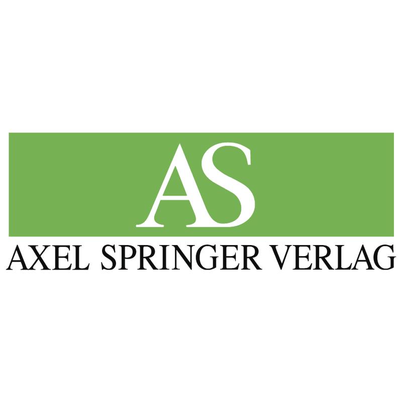 Axel Springer Verlag vector logo