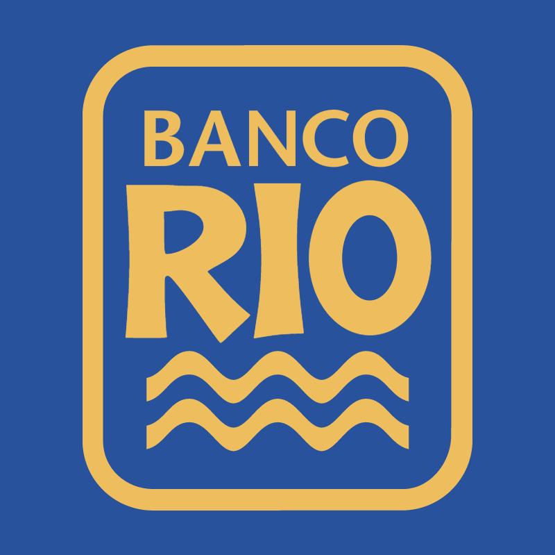 Banco Rio 31951 vector