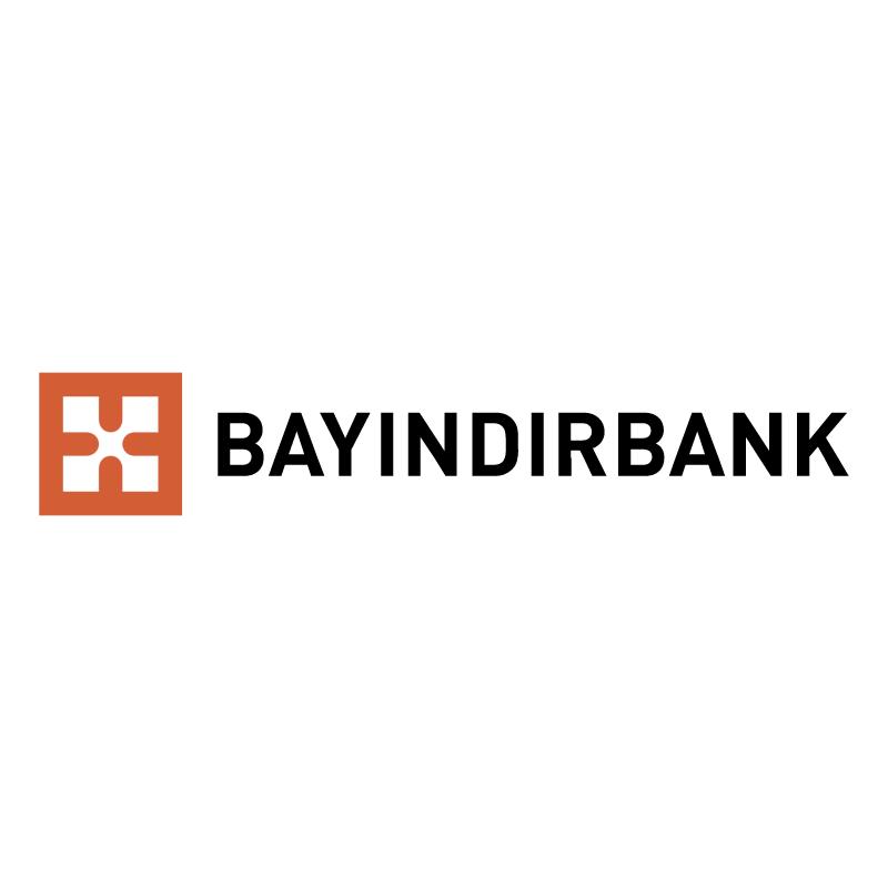 Bayindirbank 43849 vector