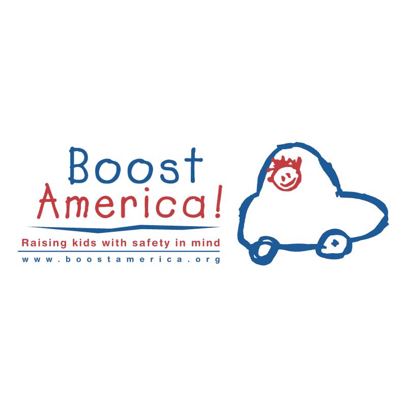 Boost America! 73685 vector