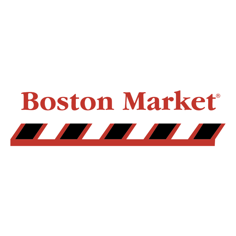 Boston Market 81320 vector