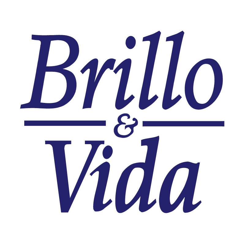 Brillo & Vida vector logo