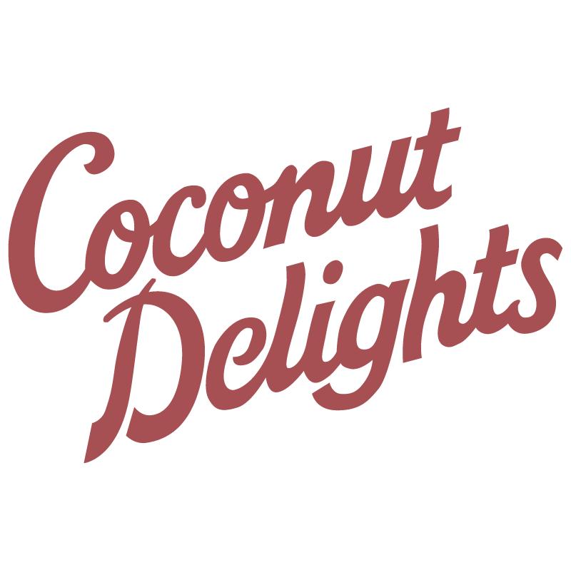 Burton Coconut Delights vector