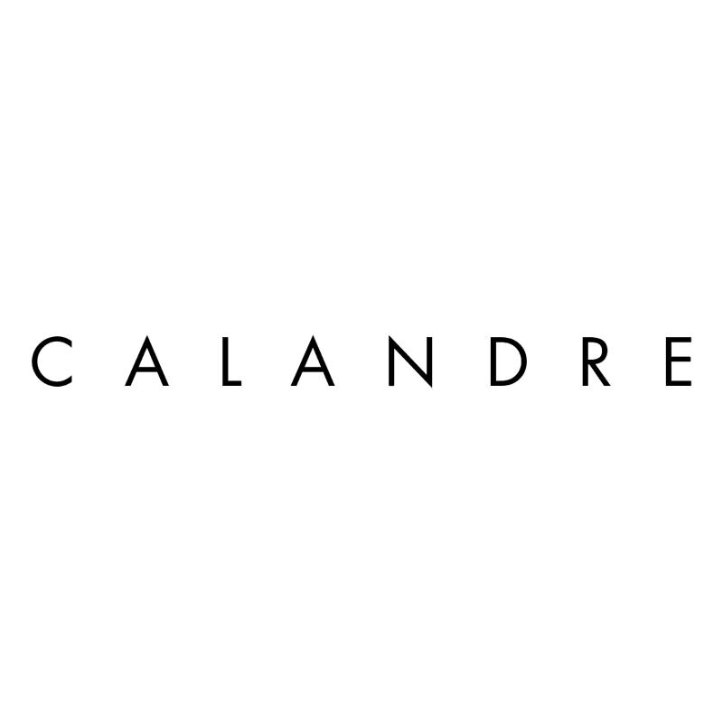 Calandre vector