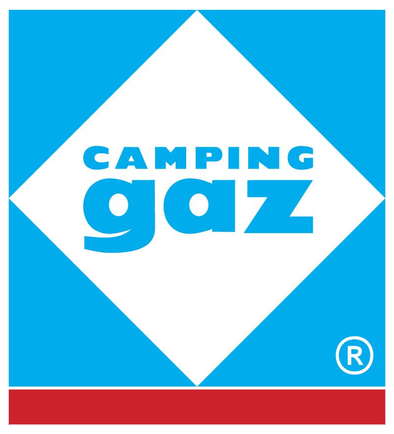 Camping GAZ logo vector