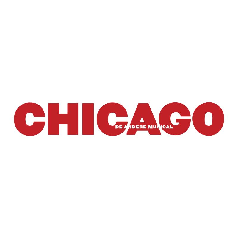 Chicago the Musical vector logo