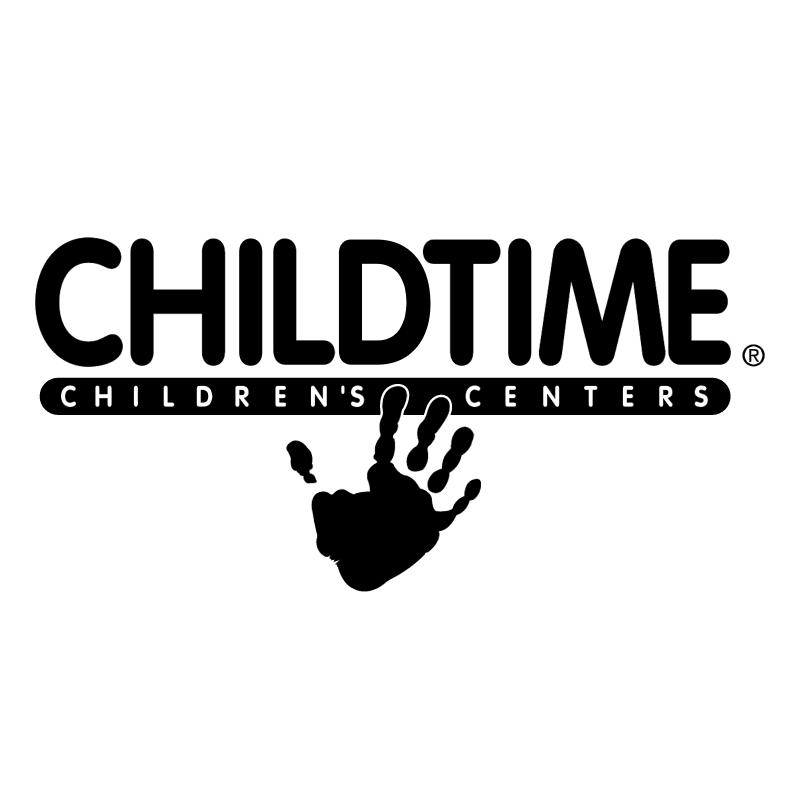 Childtime vector