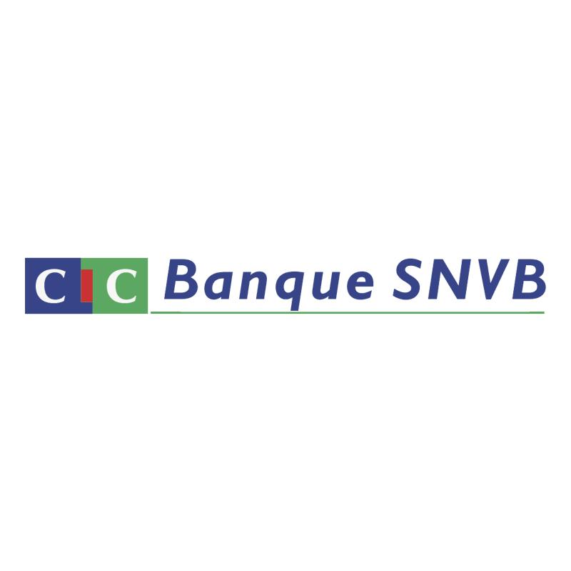 CIC Banque SNVB vector