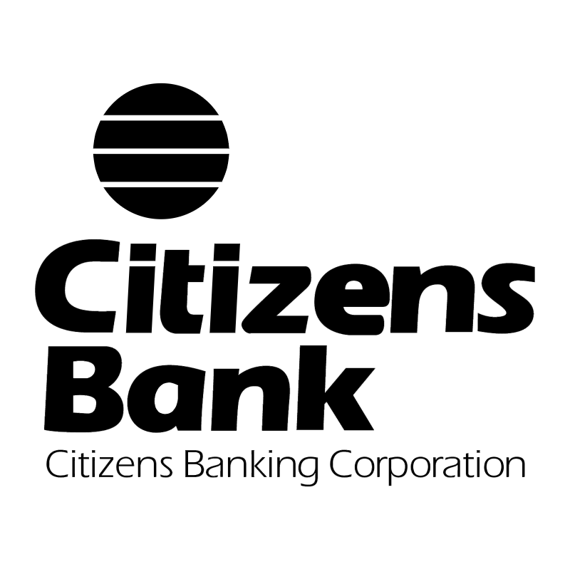 Citizens Bank vector