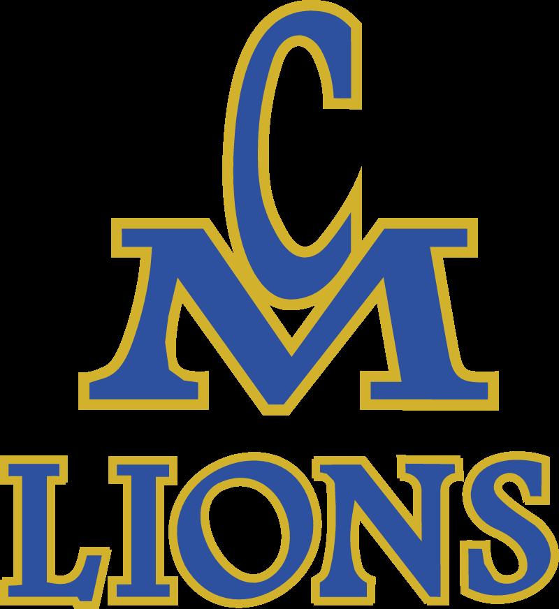 CM Lions logo vector logo