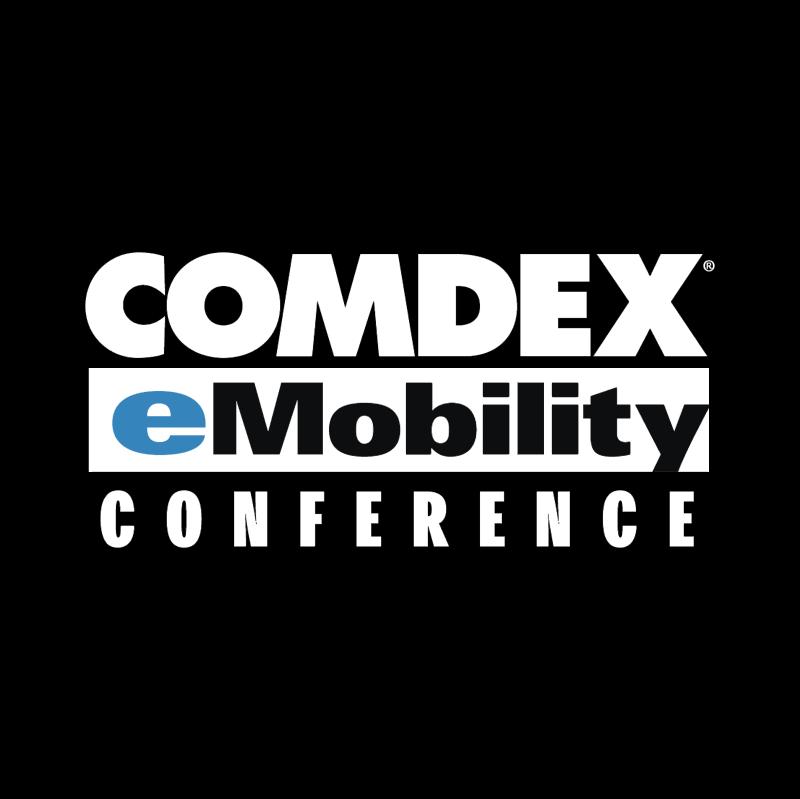 Comdex eMobility vector