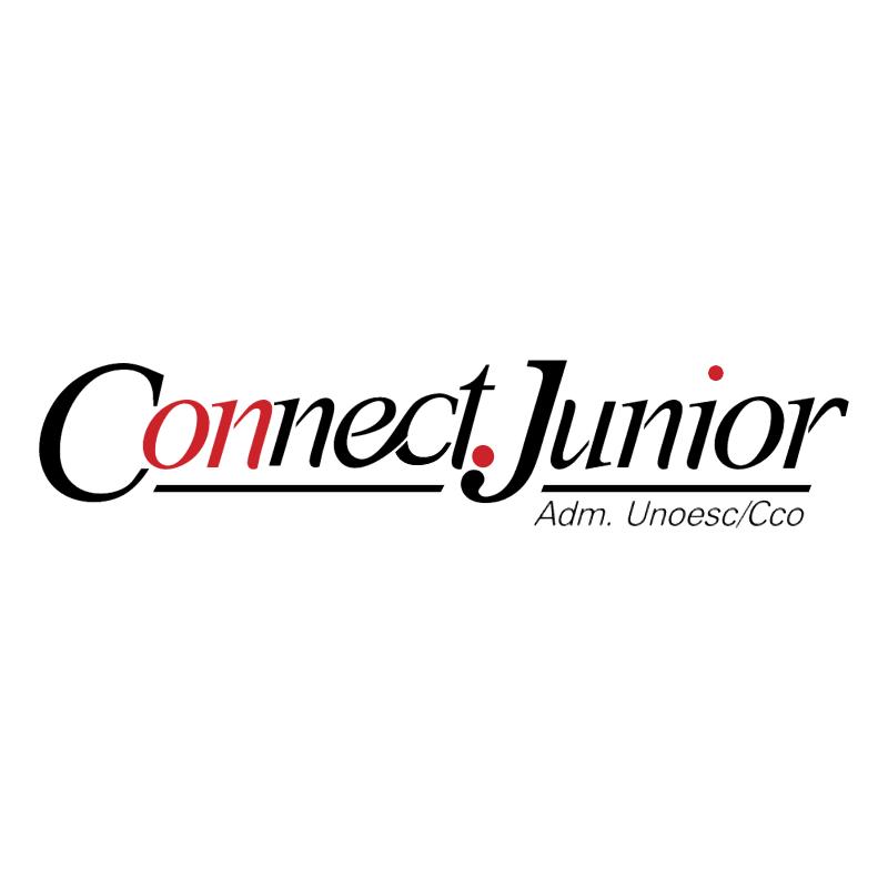 Connect Junior vector logo