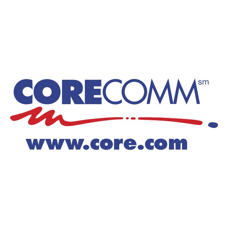 CoreComm Communications vector