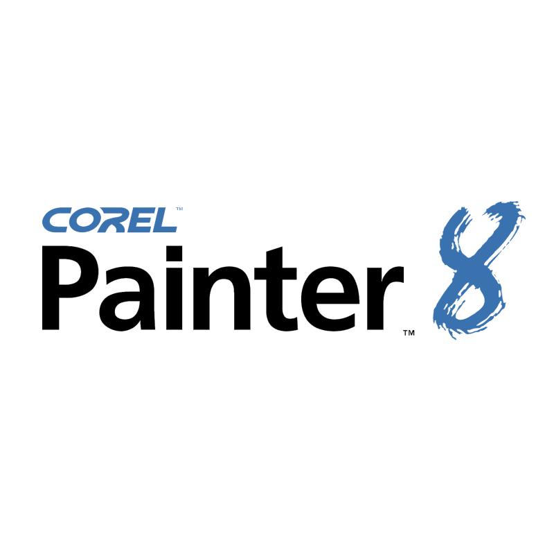 Corel Painter 8 vector