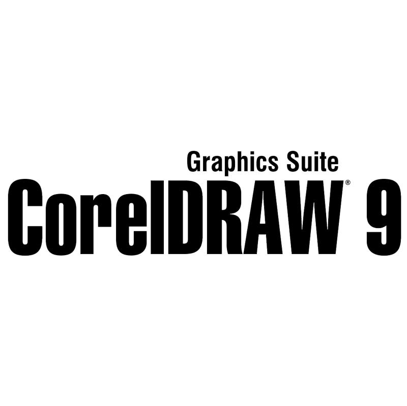 CorelDRAW 9 vector