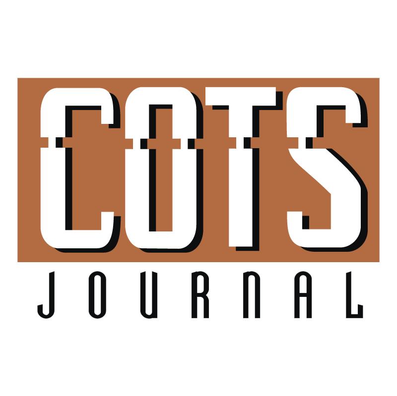 COTS Journal vector