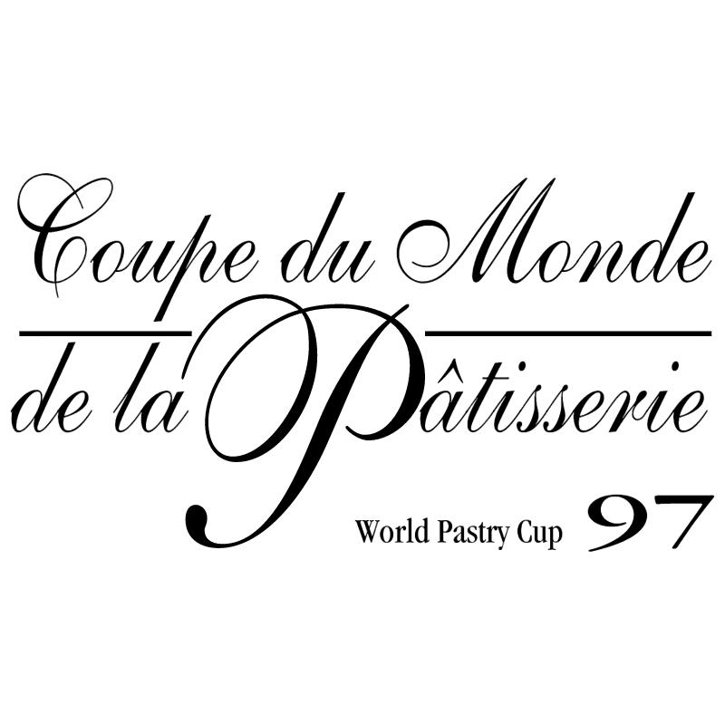 Coupe du Monde de la Patisserie vector