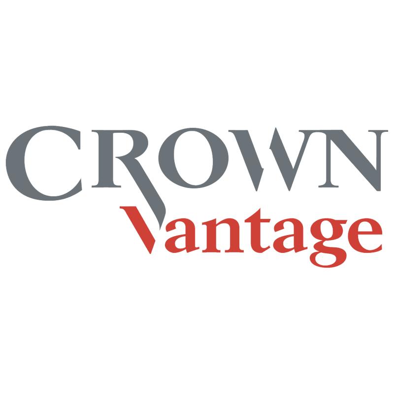 Crown Vantage vector