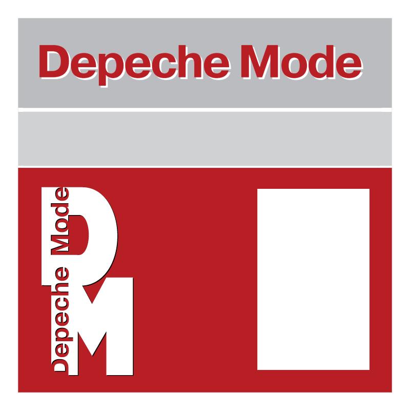 Depeche Mode vector