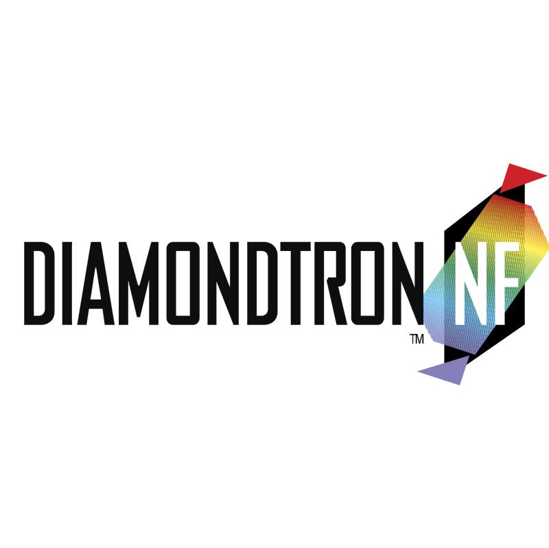 Diamondtron NF vector logo