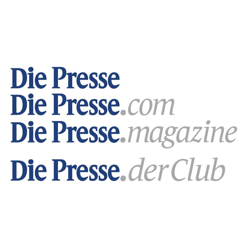 Die Presse vector