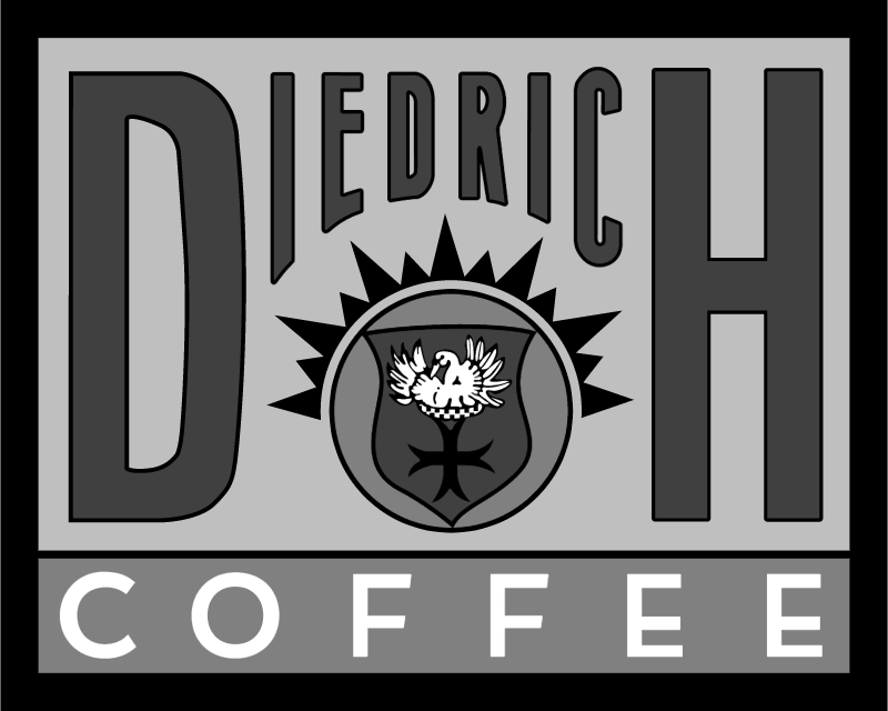 Diedrich Coffee vector