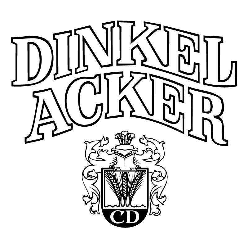 Dinkel Acker vector logo