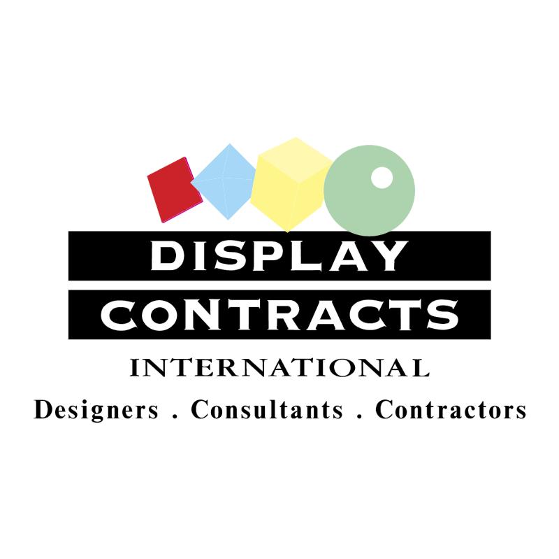 Display Contracts International vector