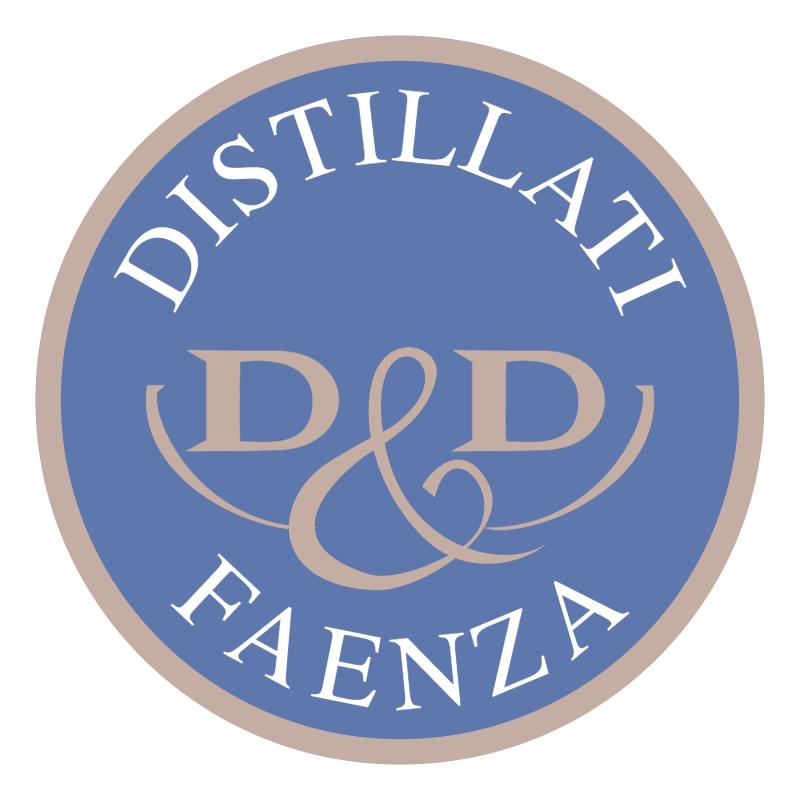 Distillati D&D Faenza vector