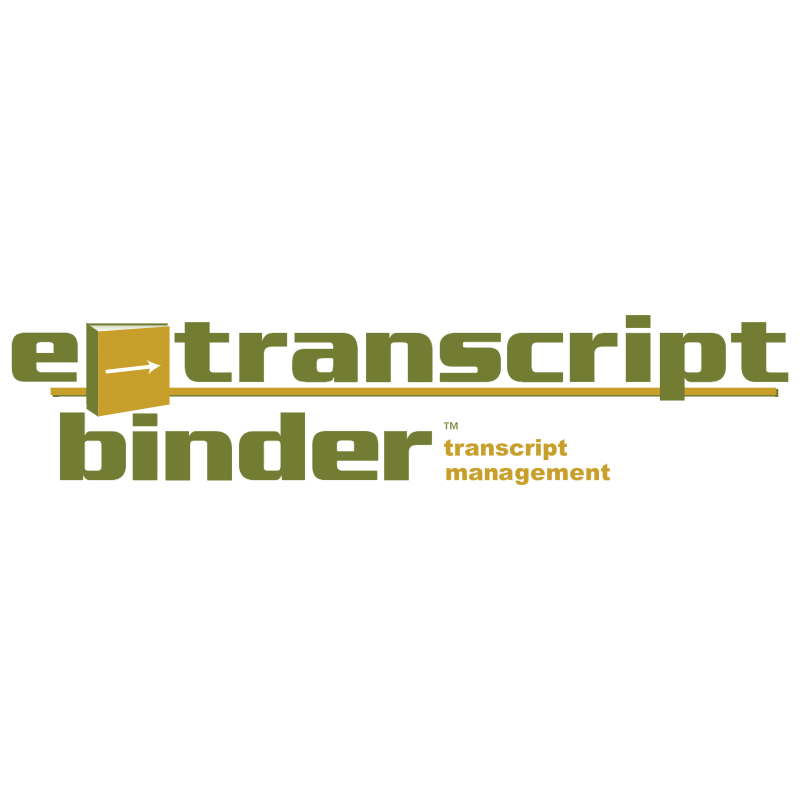 e transcript binder vector