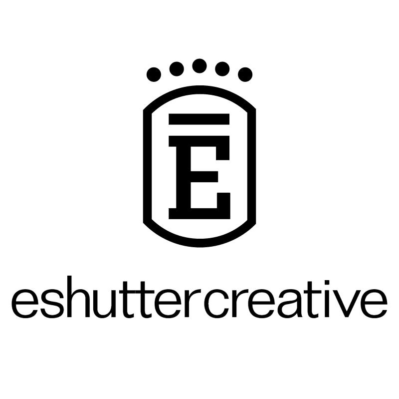 Eshutter Creative vector