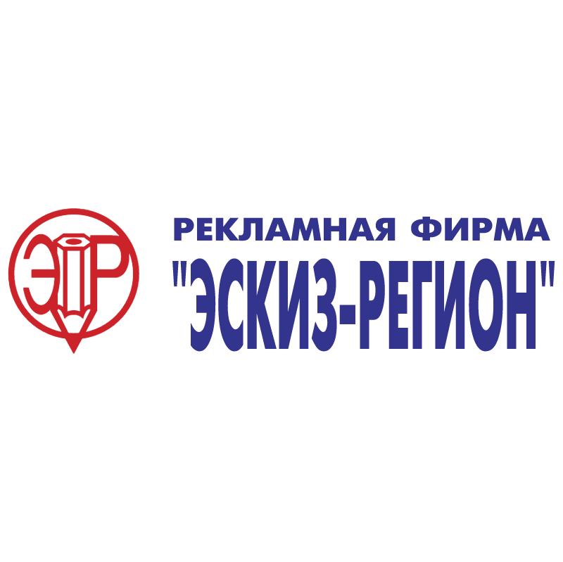 Eskiz Region vector