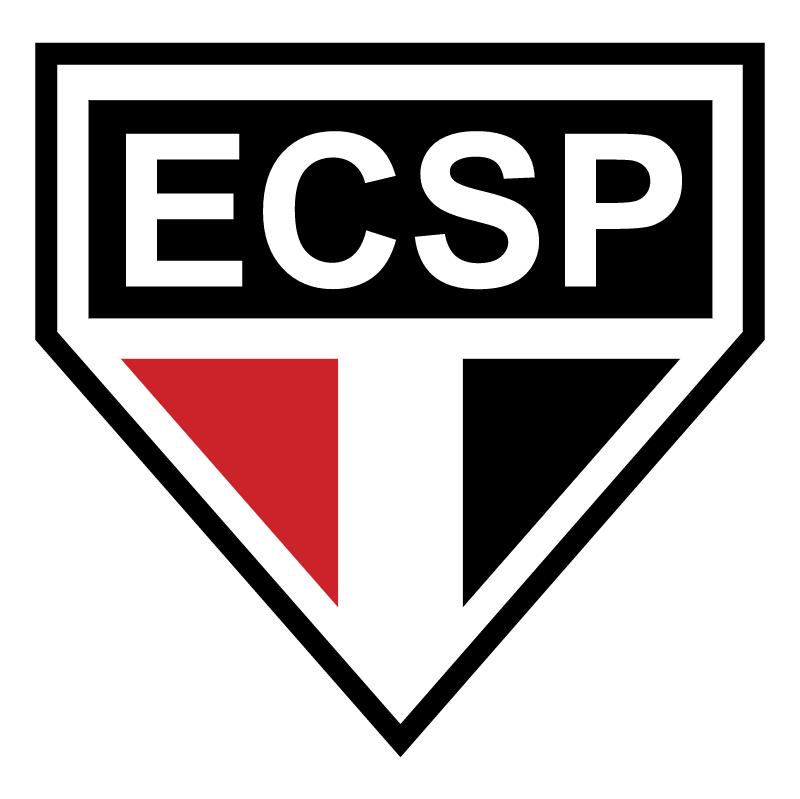 Esporte Clube Sao Paulo de Itanhaem SP vector