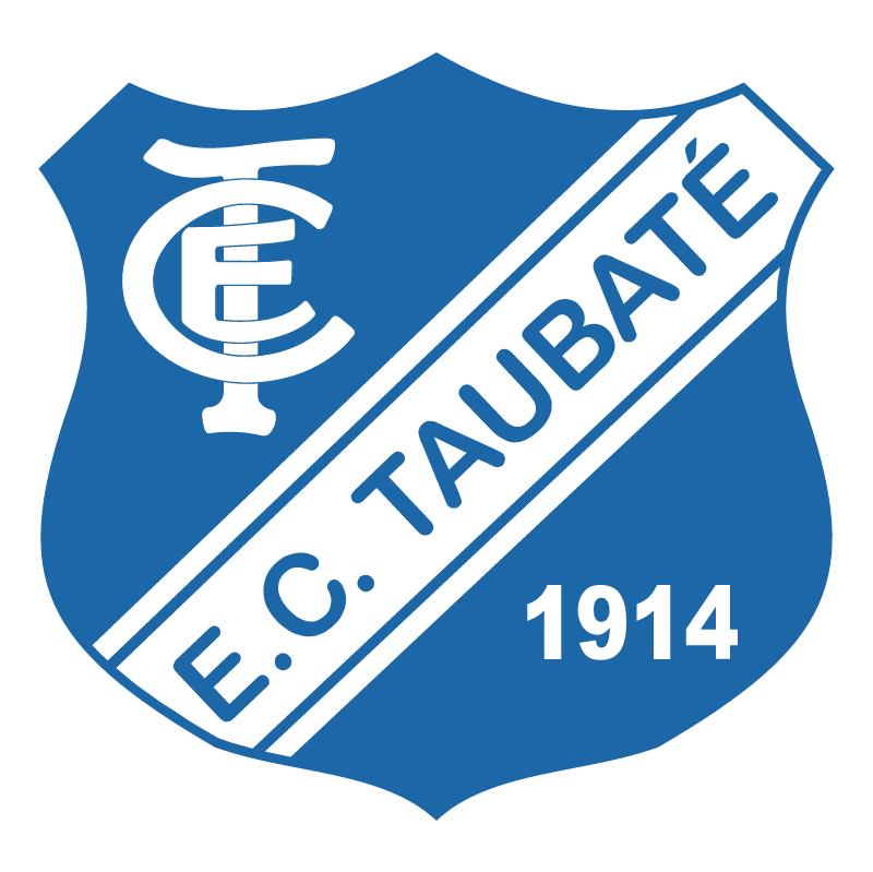 Esporte Clube Taubate de Taubate SP vector