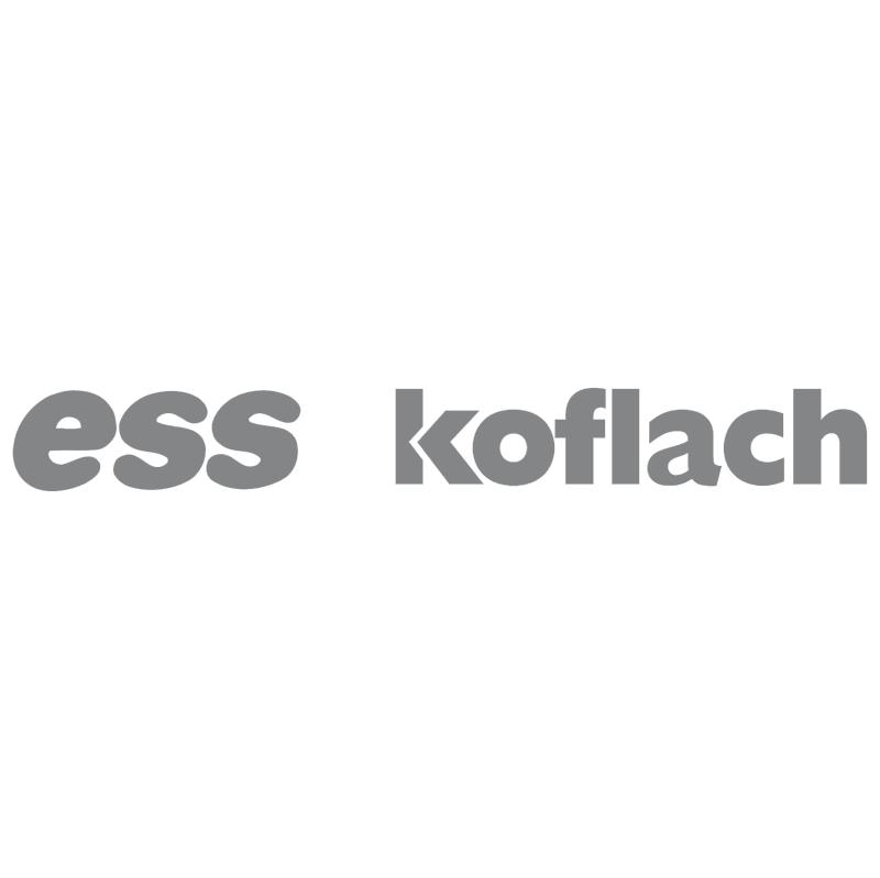 Ess Koflach Alpinus vector