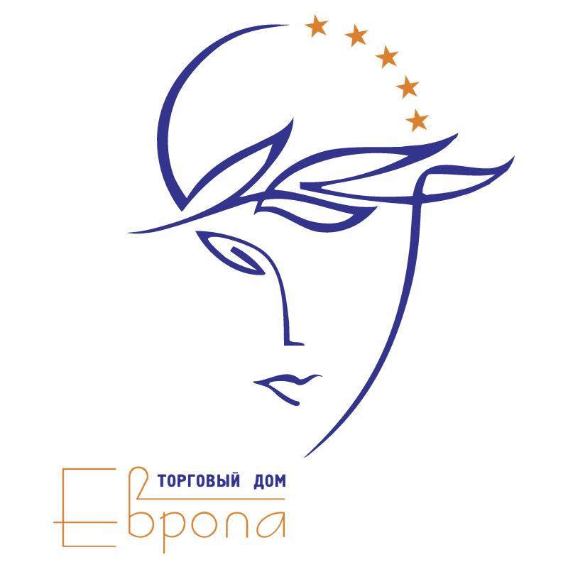 Europa vector logo