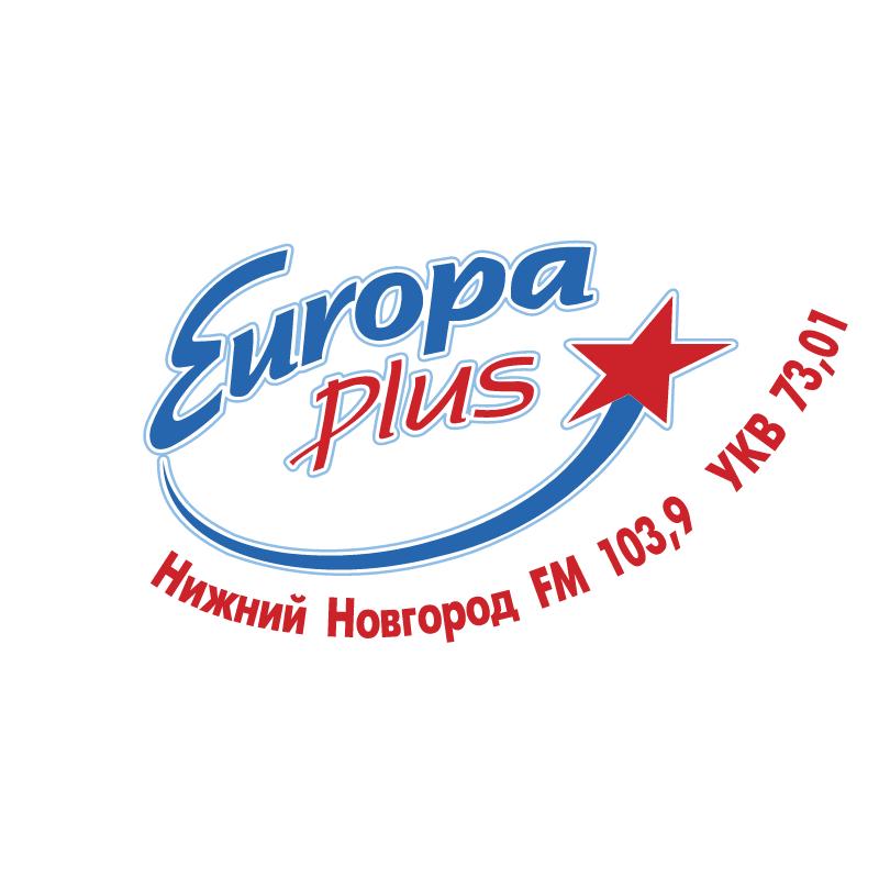 Europa Plus Nizhny Novgorod vector