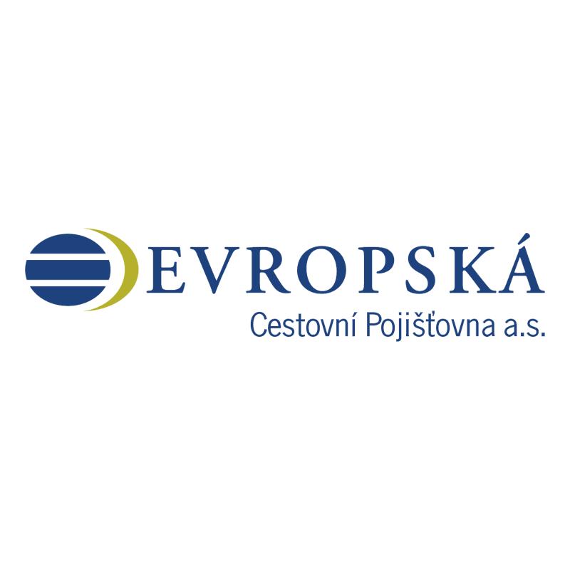 Evropska Cestovni Pojistovna vector