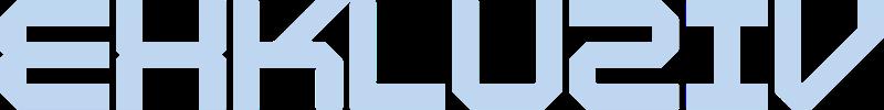 EXKLUZIV vector logo