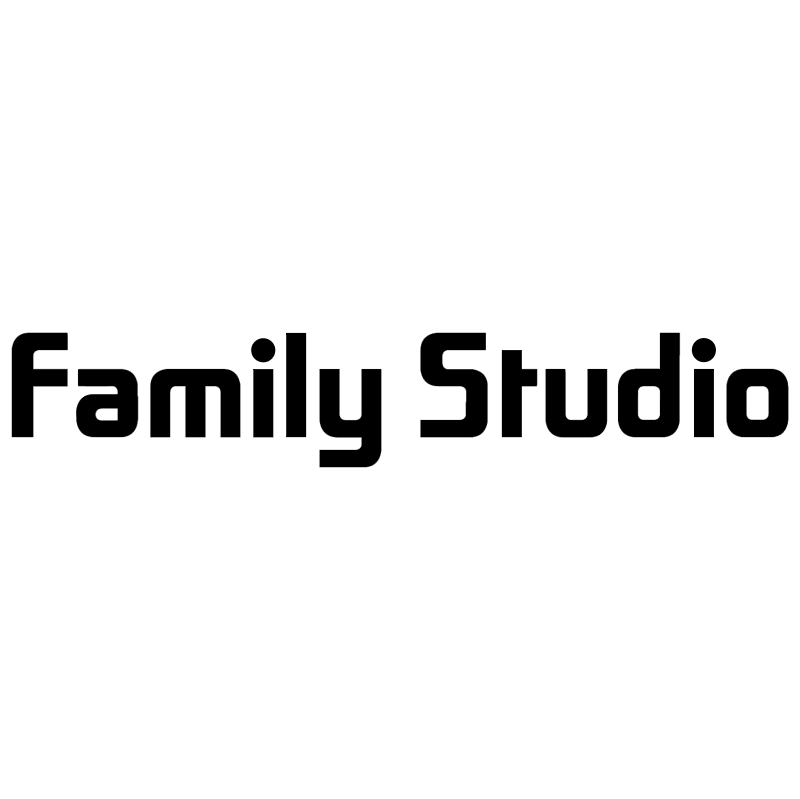 Family Studio vector