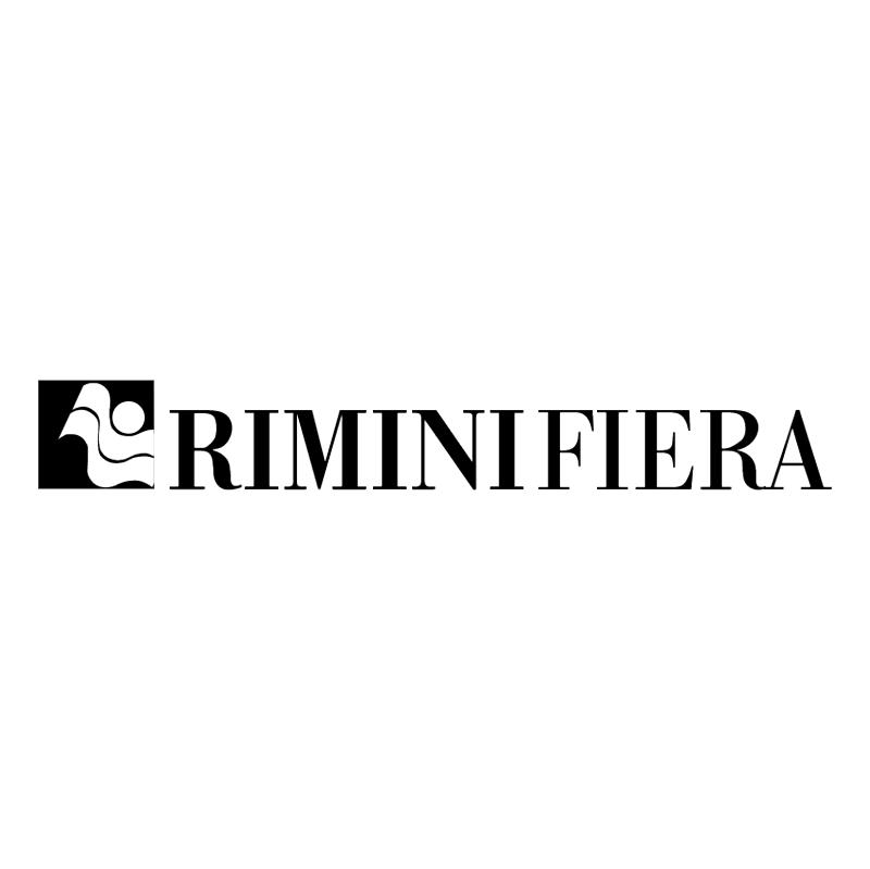 Fiera di Rimini vector