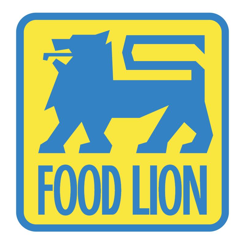 Food Lion vector logo
