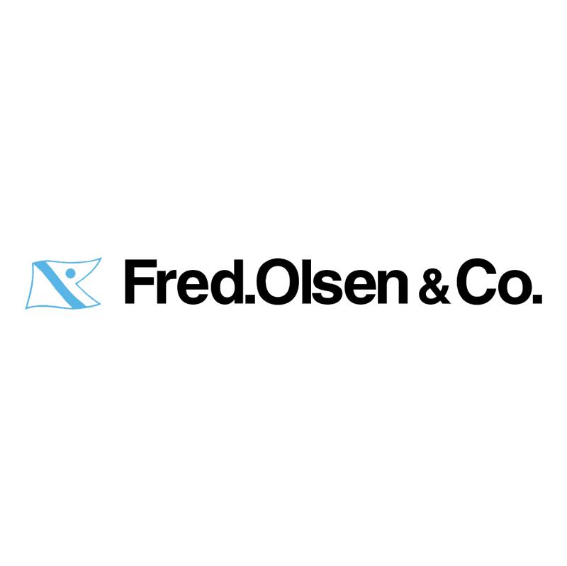 Fred Olsen & Co vector