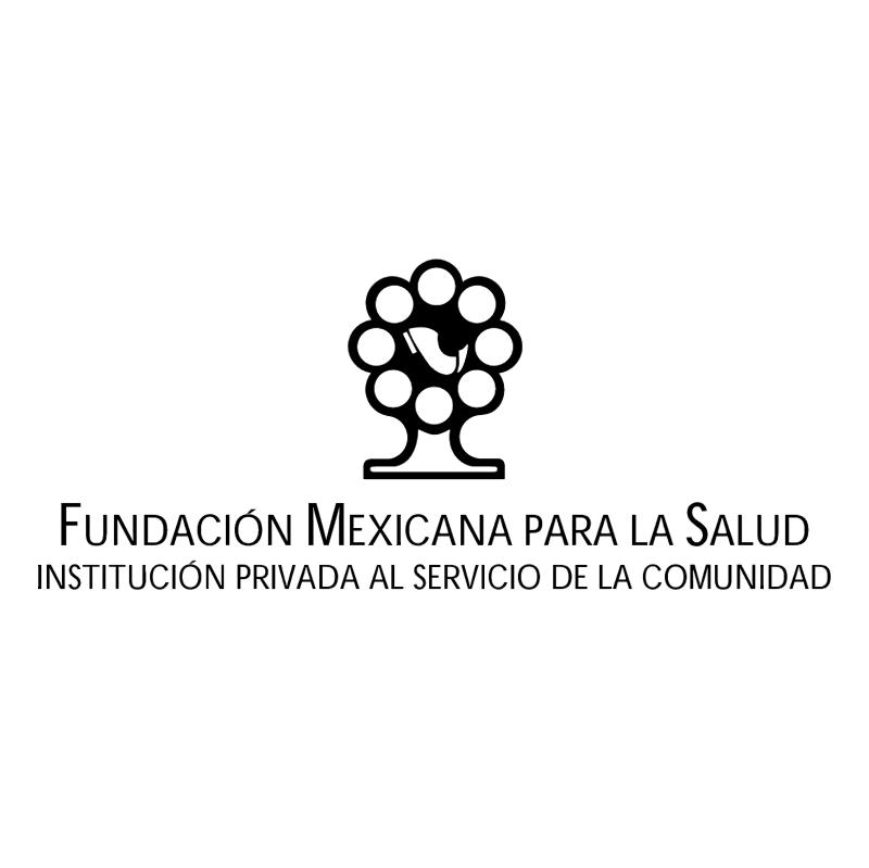 Fundacion Mexicana para la Salud vector logo