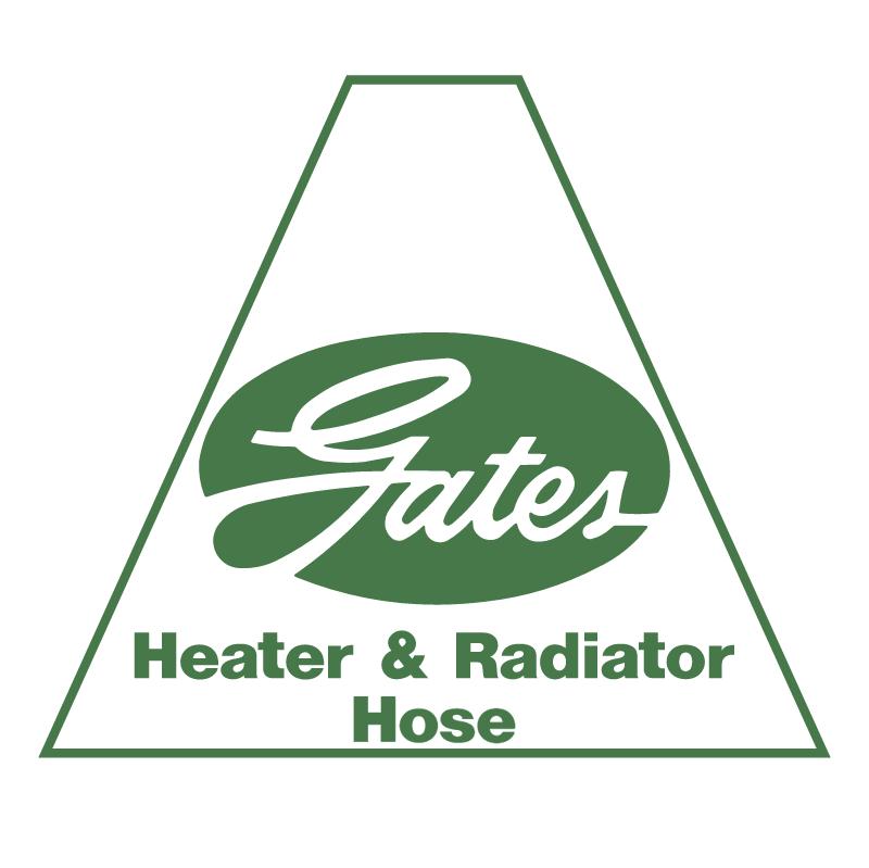 Gates vector logo